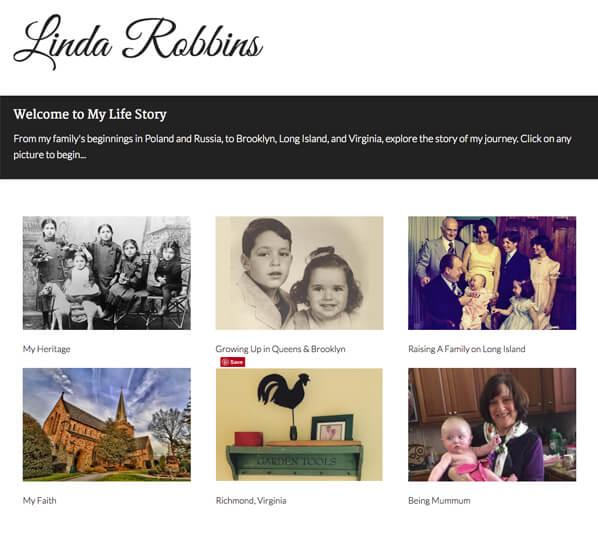 Zebin-homepage